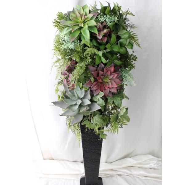 造花 インテリア グリーン フェイクグリーン アレンジメント B-266|impish
