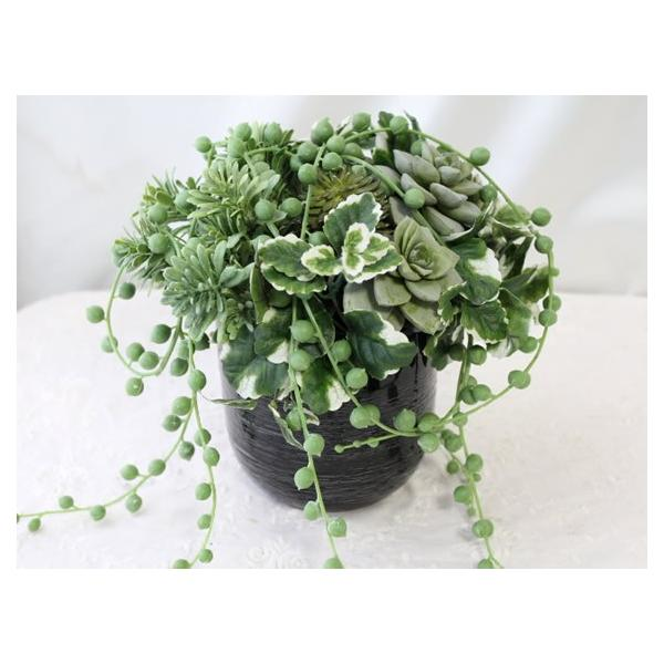 造花 観葉植物 多肉植物 インテリア P-60|impish