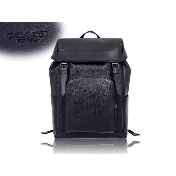 0cfa2e5932a5 ... コーチ COACH バッグ リュック F72311 ブラック ヘンリー ペブルド レザー バックパック アウトレット メンズ  レディース|import ...