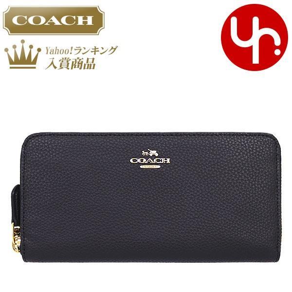 コーチ COACH F16612 IMBLK アウトレット レディース 長財布 ブラック