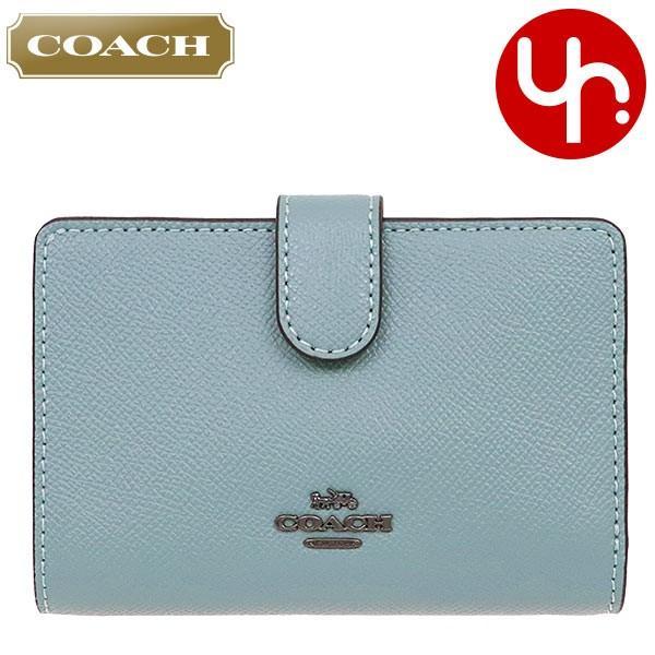 つ折り 財布 ふた coach 三つ折り 財布