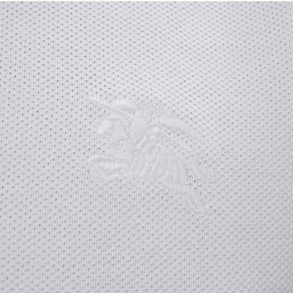 バーバリー BURBERRY チェックプラケット コットンポロシャツ 8003021-A1464 WHITE|importbrand-jp|09