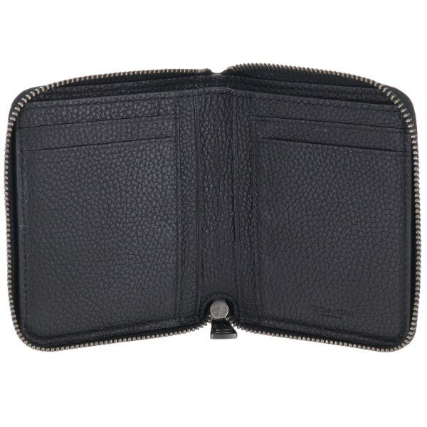 new style b73e5 f104a コーチ ラウンドファスナー財布 COACH 財布 メンズ レザー BLACK ...