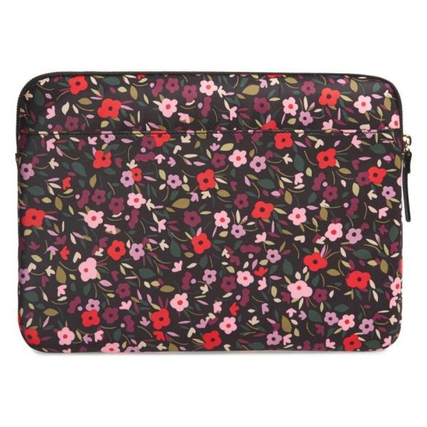 Kate Spade ケイトスペード ボーホー フローラル 13インチ ラップトップ ケース スリーブ Boho Floral 13-inch Laptop Sleeve 正規品□