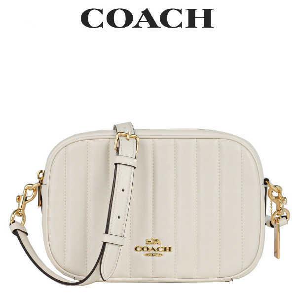 コーチ COACH レディース バッグ ななめがけ ショルダーバッグ C1569 IMCHK(チョーク) ホワイト