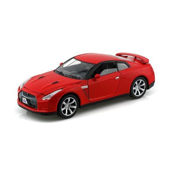 Nissan (日産) GTR 1/24 Red MM73384-RD ミニカー ダイキャスト 自動車|importshop