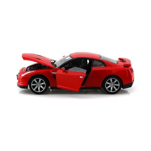 Nissan (日産) GTR 1/24 Red MM73384-RD ミニカー ダイキャスト 自動車|importshop|03