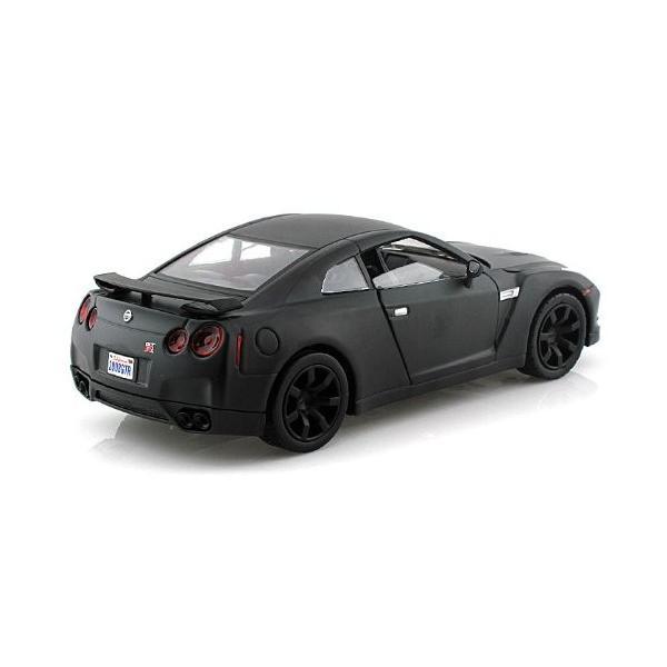 Nissan (日産) GTR 1/24 Matt Black MM73384-MTBK ミニカー ダイキャスト 自動車|importshop|02