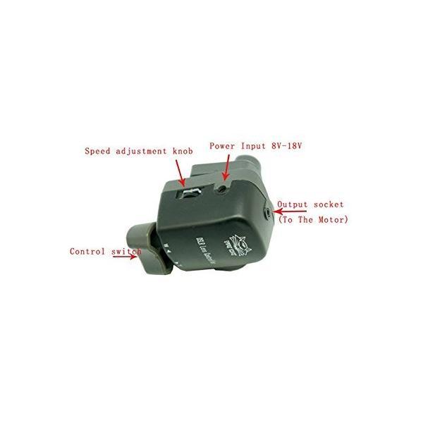 FAT CAT フォローフォーカス レンズコントローラ 電動 ベースプレートマウント5D2 60D用