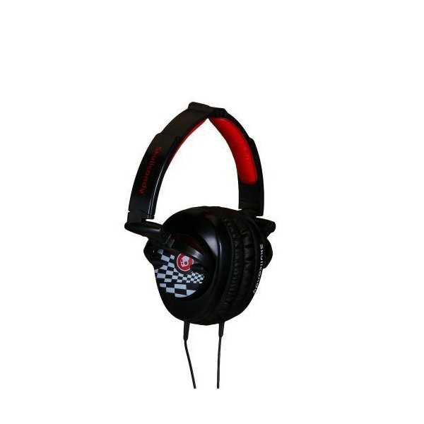 Skullcandy (Product Out Of Date, Newer Version Available) SCS-SCBC Skullcrushers Stereo Headphones