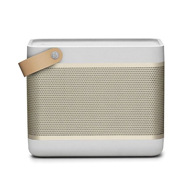 B&O PLAY by BANG & OLUFSEN - Beolit 15 Portable Bluetooth Speaker, Natural Champagne (1287632)