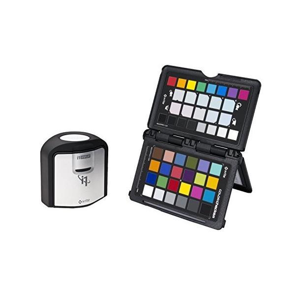 X-Rite EODIS3CCPP i1 Display Pro and ColorChecker Passport Bundle (Black)