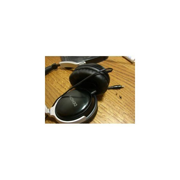 Denon デノン AH-D510R Mobile Elite Over-Ear Headphone ヘッドフォン with 3 Button Remote and Mic (B