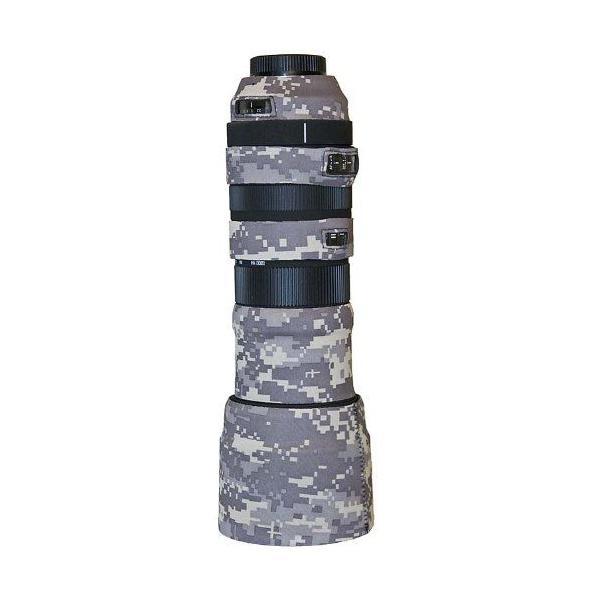 LensCoat(レンズコート) LCS150500DC シグマ 150-500mm F5.6-6.3 DGOS レンズカバー(デジタルカモ)