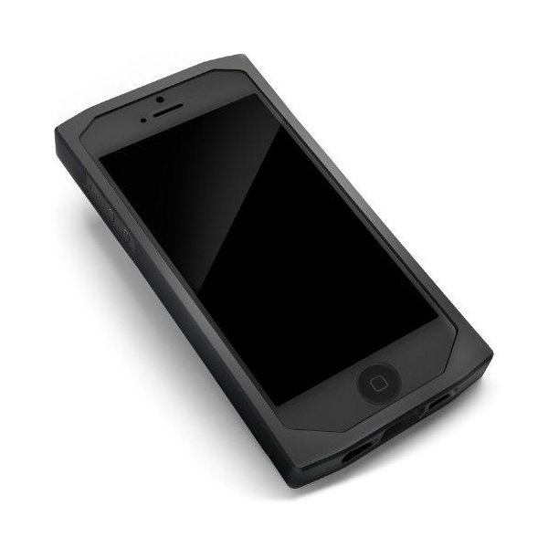 v-moda V-MODA METALLO Case for iPhone 5 (Black Mamba)
