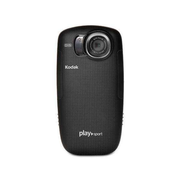 コダック Kodak PlaySport (Zx5) HD Waterproof Pocket Video Camera ? Black(2nd Generation) // プレイ