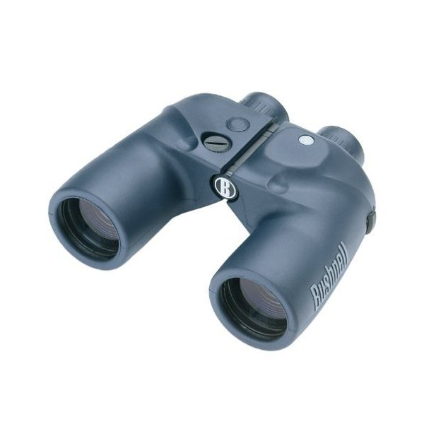 Buchnell 照光式コンパス&レンジファインダーレティクル双眼鏡とブッシュネル7x50mmマリン