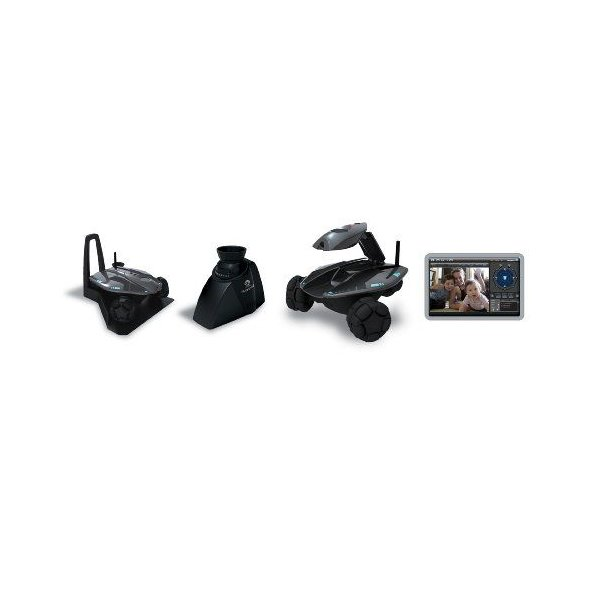Rovio Wi-Fi ロボットウェブカメラ Wow Wee社|importshop|03