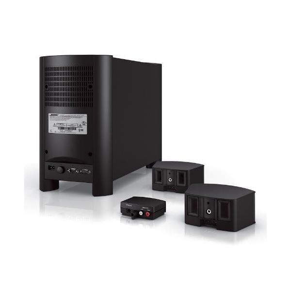 BOSE シネメイトGSシリーズII デジタルホームシアタースピーカーシステム