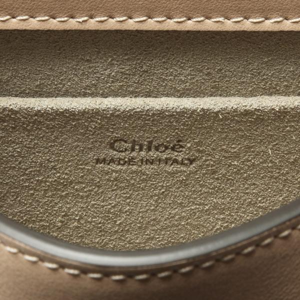 CHLOE クロエ ショルダー付 ハンドバッグ スモール NILE ナイル C17US301 HEU 268