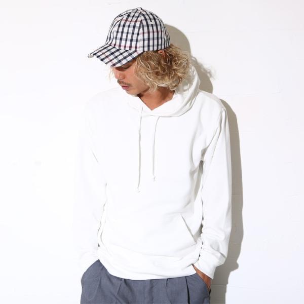 キャップ メンズ 帽子 ベースボールキャップ チェック おしゃれ ファッション|improves|08