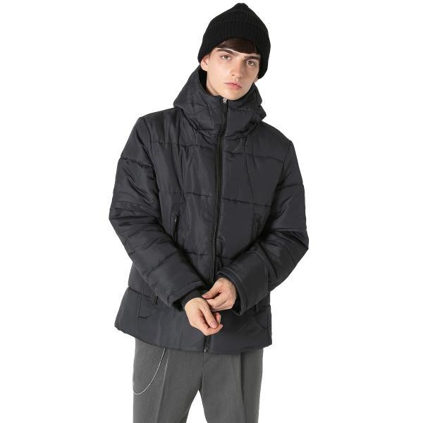 ジャケット メンズ アウター ブルゾン ジャンパー ダウンコート ダウンジャケット ライト 防寒 軽量 ミリタリー おしゃれ 夏 夏服 ファッション|improves|04