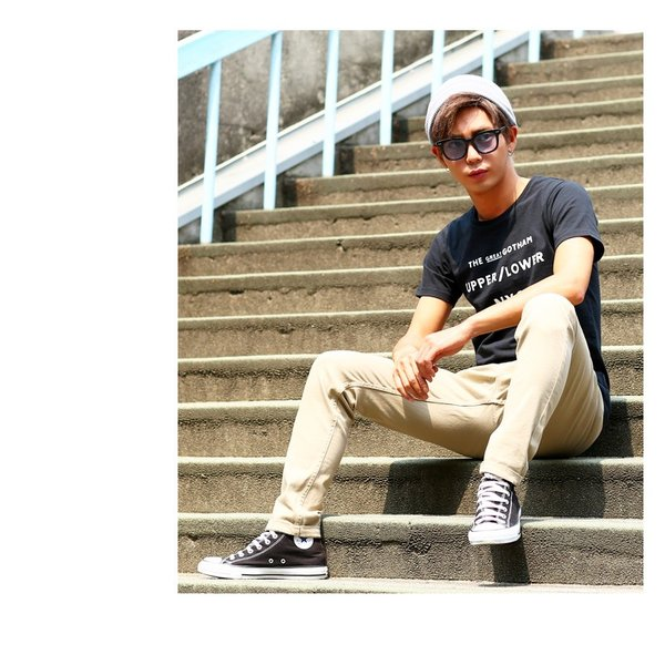 サングラス 新生活アクセ 眼鏡 グラサン ウェリントン型サングラス ライトカラー メンズ 小物 グッズ おしゃれ ファッション improves 06