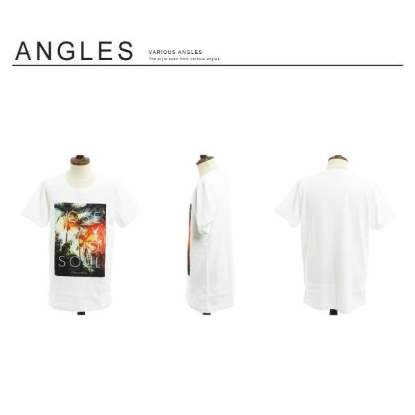 プリントTシャツ デザインTシャツ 半袖 クルーネック サーフ メンズ improves インプローブス|improves|07