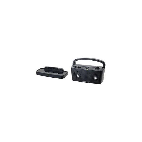 Audio-Technica オーディオテクニカ デジタルワイヤレスステレオスピーカーシステム(ブラック) AT-SP767TV BK