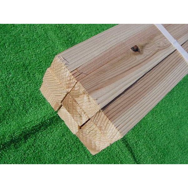 【全国配送不可】すぎ無垢垂木材 節あり 人工乾燥材 3900×30×40ミリ 12本入/ケース