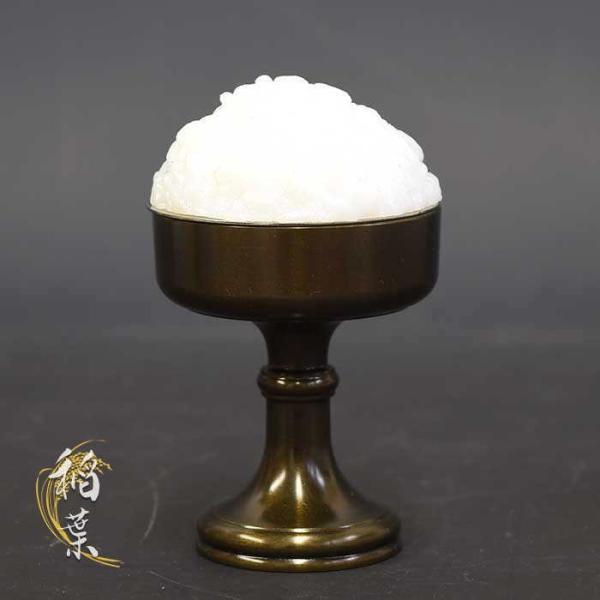 お供えごはん お供え 仏飯 イミテーション 白米 ご飯 供物 仏器 仏具 仏壇