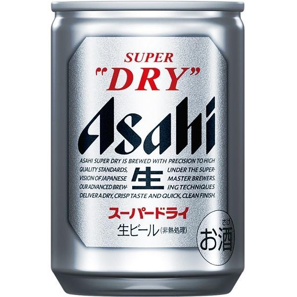 アサヒ スーパードライ 135mlケース(24缶入)|inageya-net