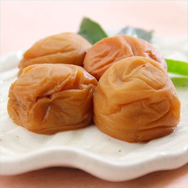 送料無料 梅干し お試し 4種 セット ポイント消化 紀州 南高梅 はちみつ味 こんぶ風味 うす味 しそ味|inaminosato|05