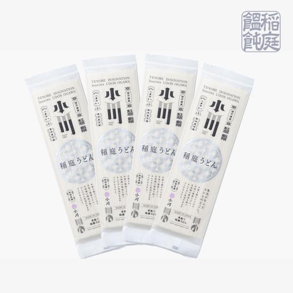 稲庭うどん (200g x 4束)送料無料 乾麺|inaniwa-udon