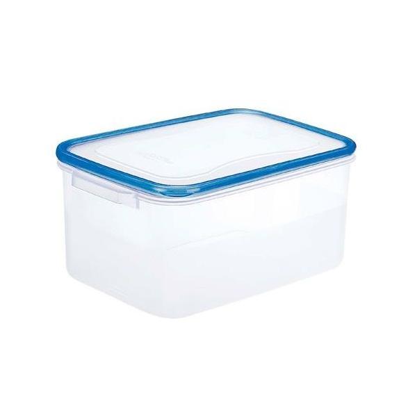 パッセハード シール容器 WJ-4 クリアブルー 幅395×奥行260×高さ150(mm)/業務用/新品