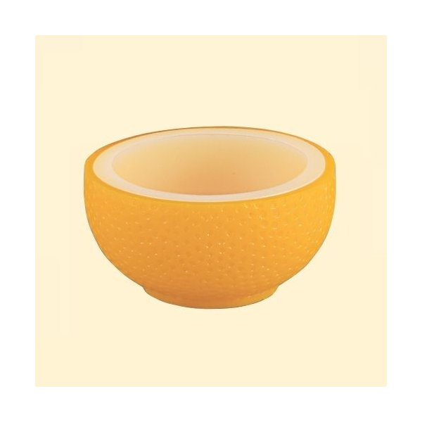 小鉢 柚子チョコ (PE)(大)(40入) 高さ35mm×直径:65/業務用/新品