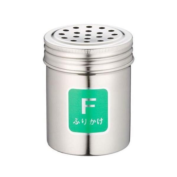 【TKG】TKG 18-8 調味缶 大 F (ふりかけ)  /7-0483-0106/業務用/新品