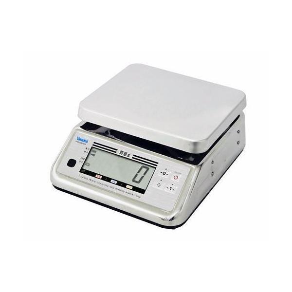 業務用/新品 大和製衡 防水デジタル上皿はかり UDS-600-WPN-3  送料無料