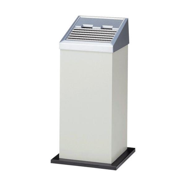 コンドル 屋外用灰皿 スモーキングAL-201 アイボリー/業務用/新品/送料無料