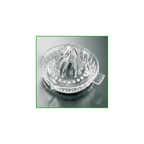 グレープフルーツ絞り ガラス製/業務用/新品/小物送料対象商品