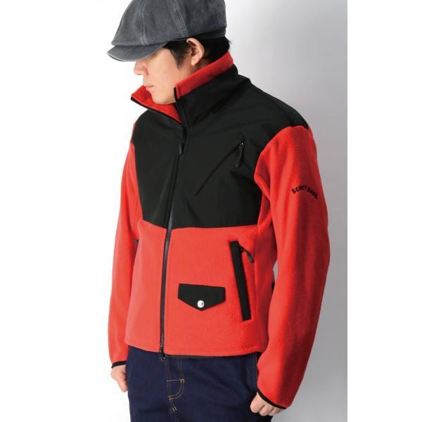 10%OFF!! (ショット) Schott フリース ライダースジャケット フリースジャケット メンズ レディース|indeeg|03