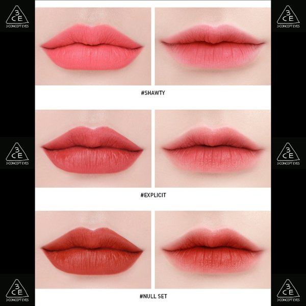3CE ソフトリップラッカー 口紅 ティント SOFT LIP LACQUER 10色 人気韓国コスメ|infine753|15