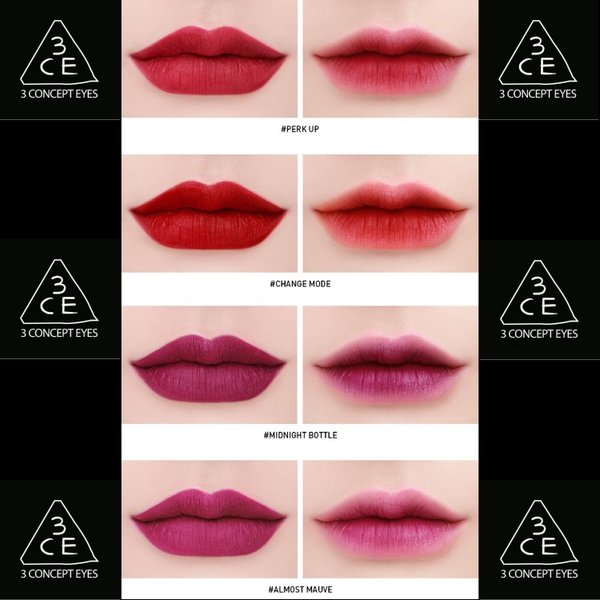 3CE ソフトリップラッカー 口紅 ティント SOFT LIP LACQUER 10色 人気韓国コスメ|infine753|16