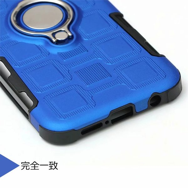 Huawei nova lite 3ケース 背面 衝撃防止 背面カバー 人気 nova lite 3保護ケース スタンド付き ファーウェイ ノバ ライト3カバー スリム 薄型 傷防止|initial-k|05
