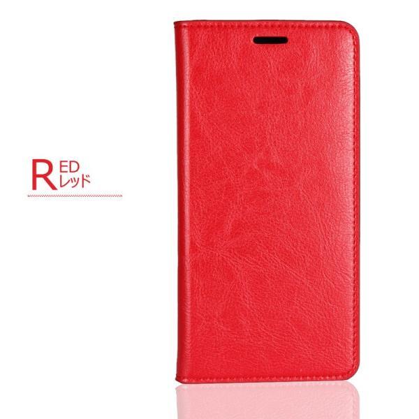 Oppo R17 Neoケース 手帳型 マグネット無し 本革 カードポケット シンプル オッポ R17 Neo カバー 携帯カバー スタンド機能 財布型 Oppo R17 Neo カバー 横向き|initial-k|07
