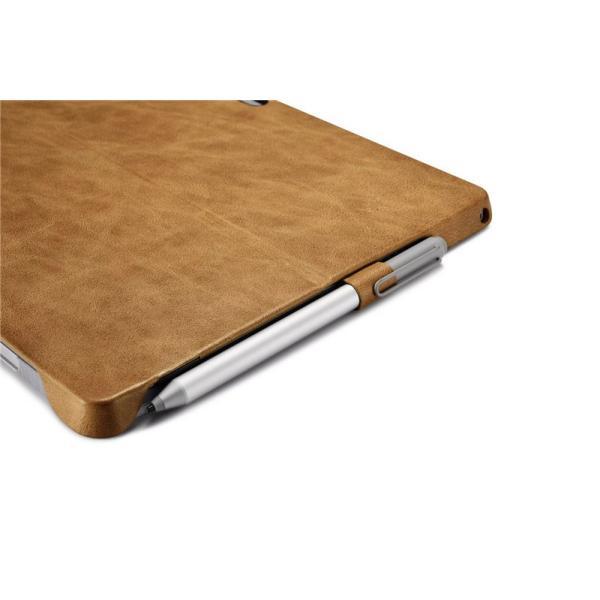Microsoft Surfaceケース 本革 牛革Surface Pro4 ケース 本革レザー タブレットPC ケースsurface pro4 専用レザーケース