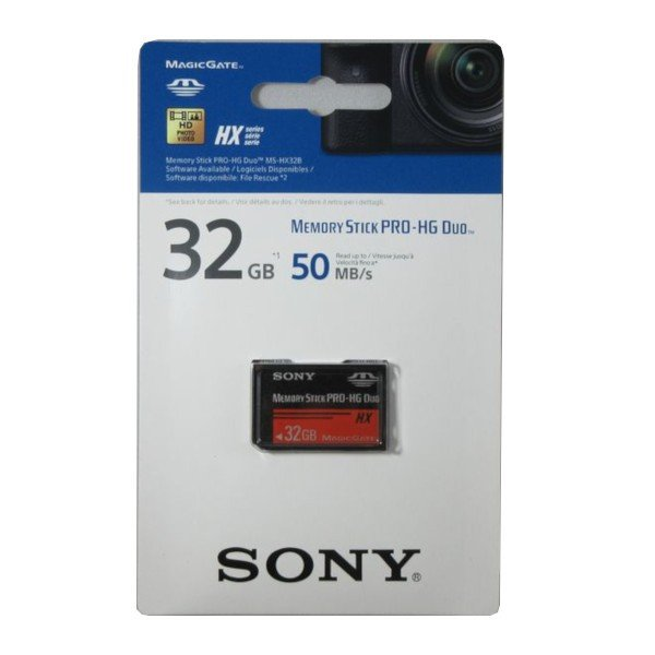Sony製 Pro Hg Duo 32gb Ms Hx32b 高速転送メモリースティック【ネコポス送料無料