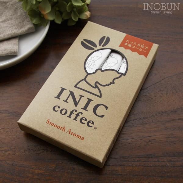 イニック コーヒー スムースアロマ INIC coffee スティック x 12本