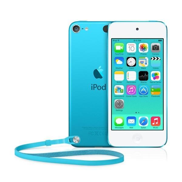 (即日配達)Apple(アップル) iPod touch 16GB ブルー 第5世代【新品/MGG32の整備済製品】|inoqshop