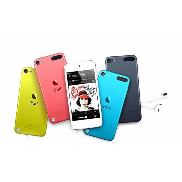(即日配達)Apple(アップル) iPod touch 16GB ブルー 第5世代【新品/MGG32の整備済製品】|inoqshop|02